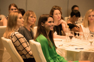Audience at 100women event