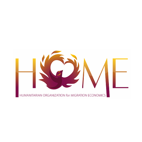 HOME charity logo